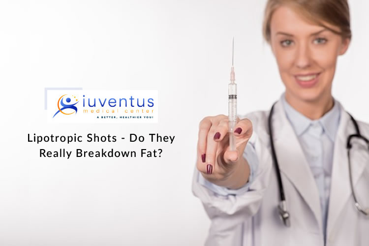 Lipotropic Shots - Do They Really Breakdown Fat