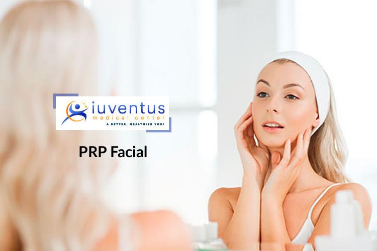PRP Facial
