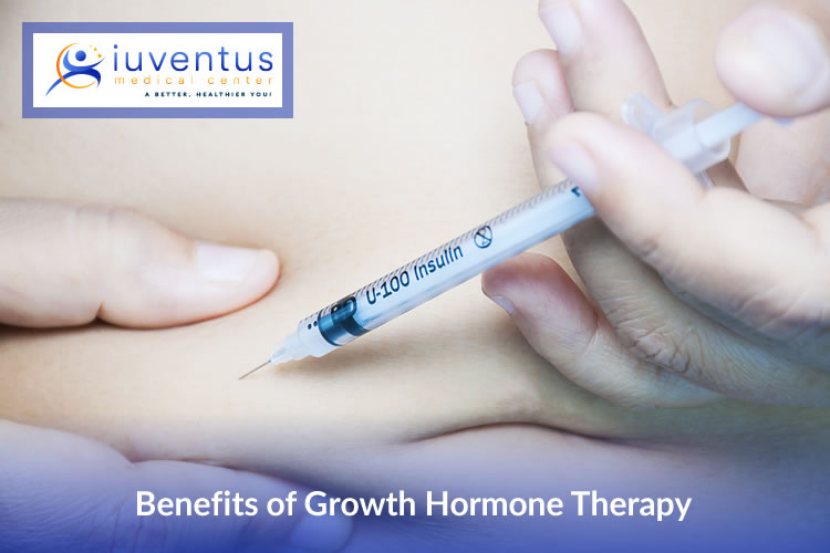Benefits of Growth Hormone Therapy