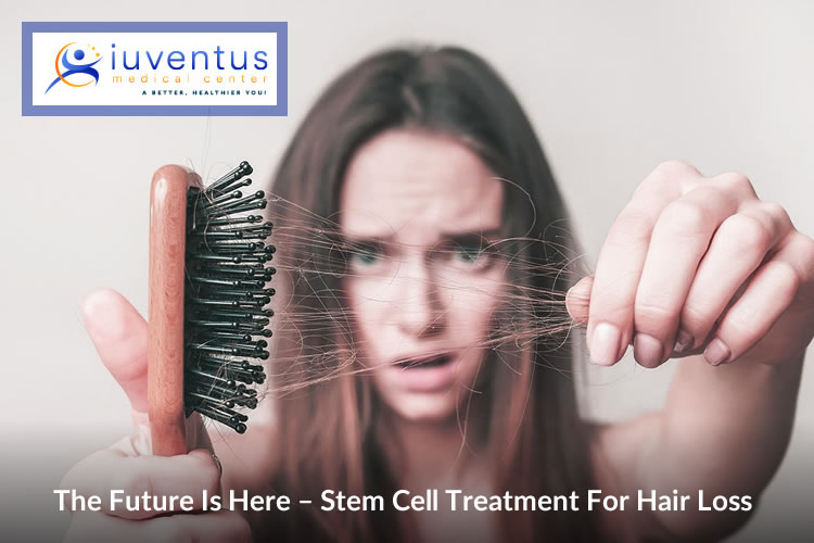 The Future Is Here – Stem Cell Treatment for Hair Loss