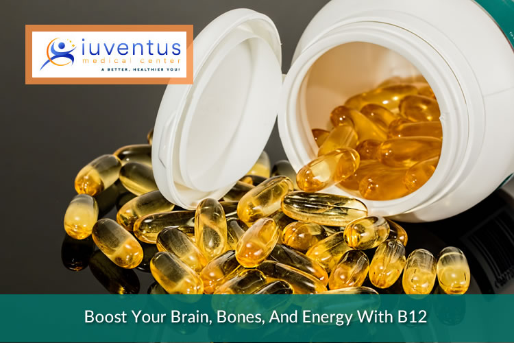 Boost Your Brain, Bones, And Energy With B12
