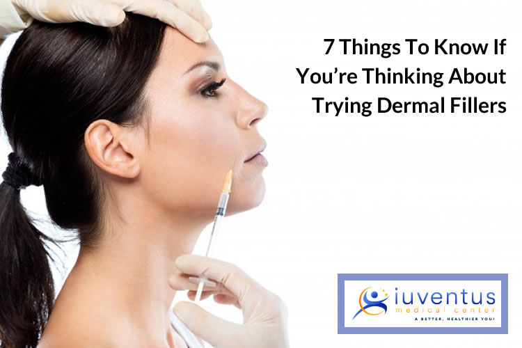 7 Things To Know If You're Thinking About Trying Dermal Fillers