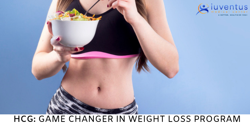 HCG: Game Changer In Weight Loss Program