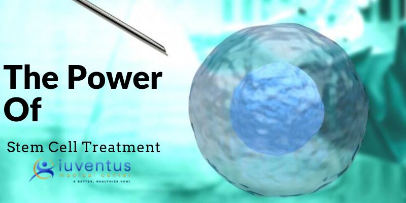 The Power Of Stem Cell Treatment-iuventus med center
