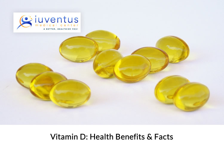 Vitamin D Health Benefits & Facts
